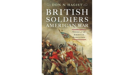 British Soldiers American War by Don Hagist