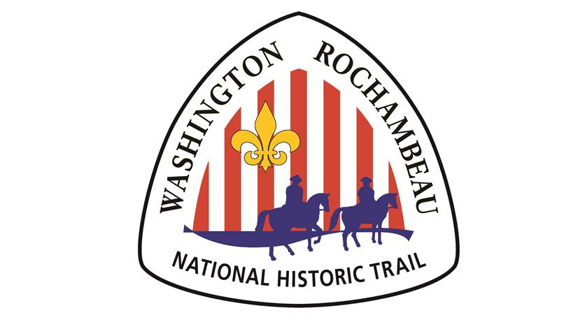 Washington Rochambeau Revolutionary Route Logo