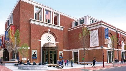 Image 082820 Museum Exterior