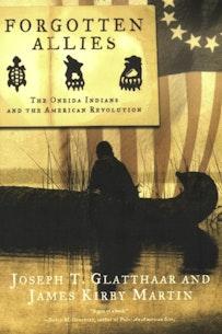 Forgotten Allies book cover