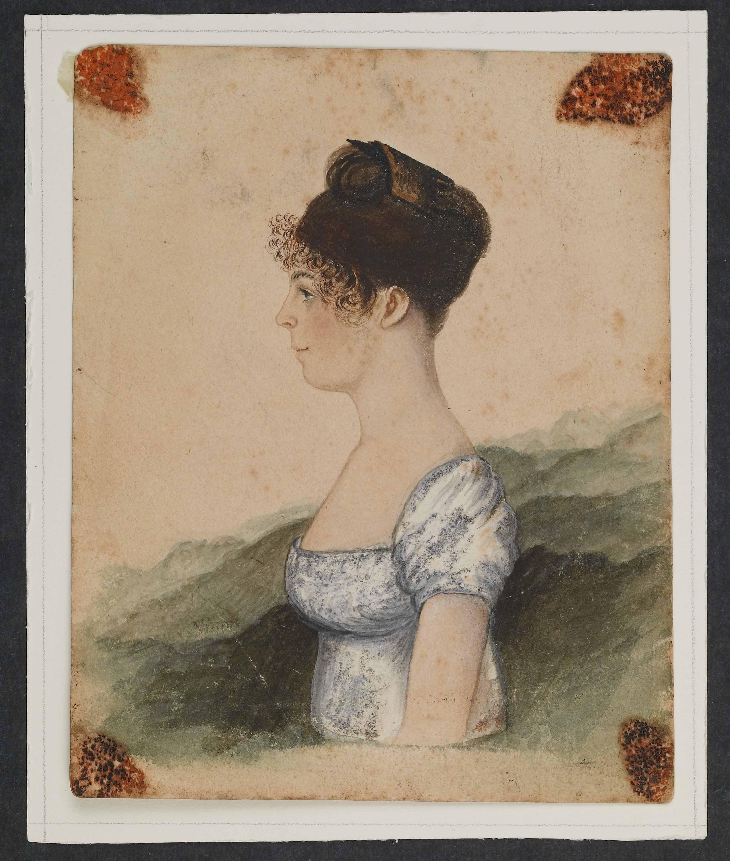 Susanna Rowson.