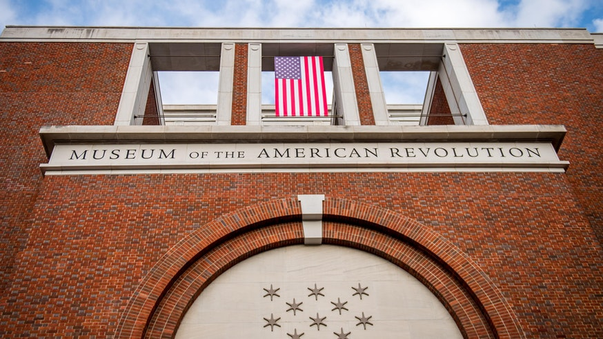 Museum Of The American Revolution Exterior