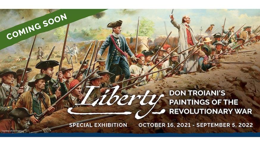 Exhibit Liberty Coming Soon