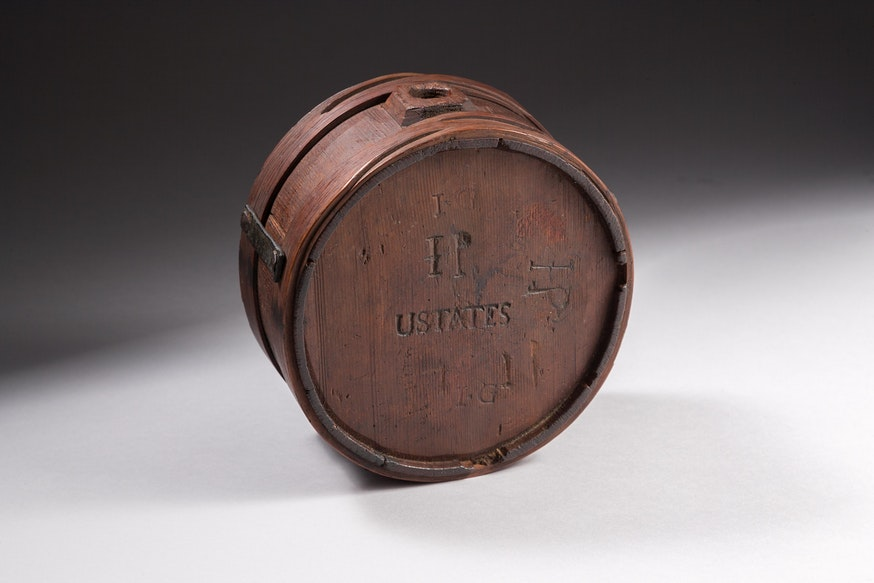 Image 092120 Wooden Canteen Ustates Collection 200300 0033 2