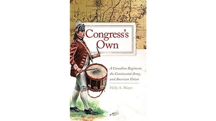 Congress's Own Holly Mayer Cover