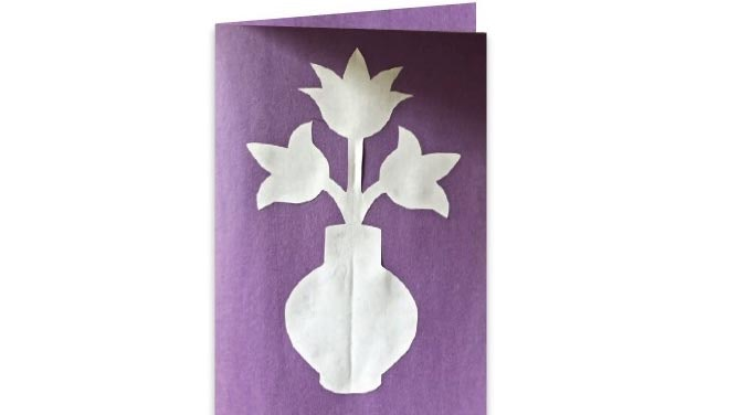 Image 10152020 Papercutting Mothersdaycraft