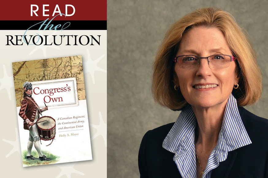 Read the Revolution Speaker Series with Holly Mayer September 2021