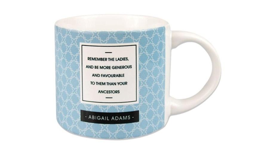 "Abigail Adams ""Remember the Ladies"" Mug"