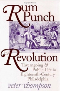 Rum Punch and Revolution Book Cover