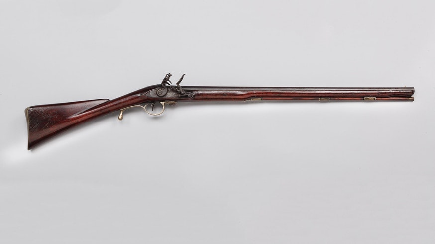 Image 120120 Collections Ferguson Rifle