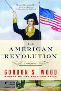 The American Revolution Book Cover