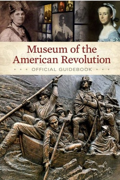 Image 090220 Museum Of American Revolution Guidebook Cover