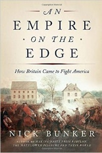 An Empire on the Edge: How Britain Came to Fight America book cover