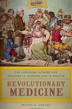 Revolutionary Medicine book cover