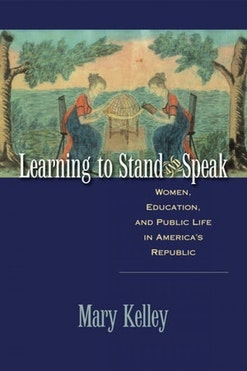 Learning to Stand and Speak book cover