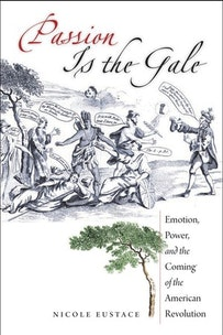 Passion is the Gale book cover