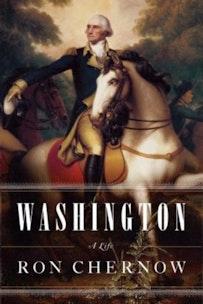 Washington: A Life Book Cover