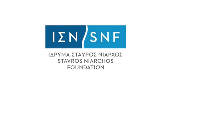 Image 112020 Logo Stavros Niarchos Foundation Niarchos Logo