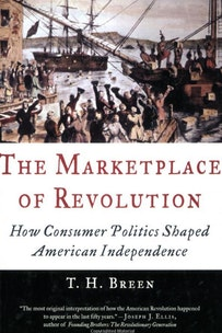 The Marketplace of Revolution book cover