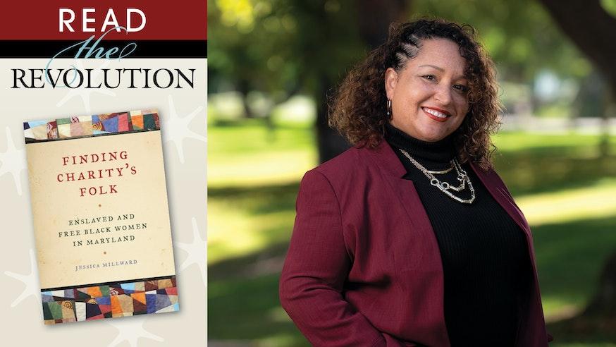 Read the Revolution Speaker Series with Jessica Millward