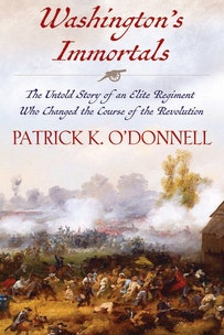 Washington's Immortals Book Cover