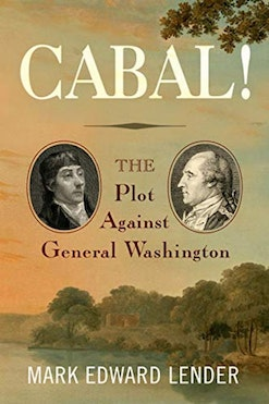 Cabal! The Plot Against General Washington book cover