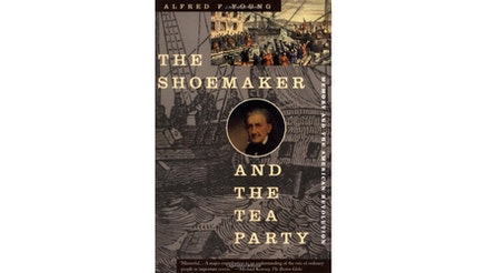 The Shoemaker And The Tea Party by Alfred Young