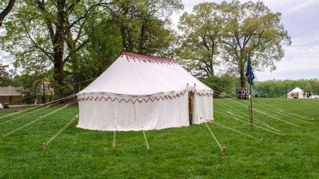 Image 101220 Foop George Washingtons Replica War Tent