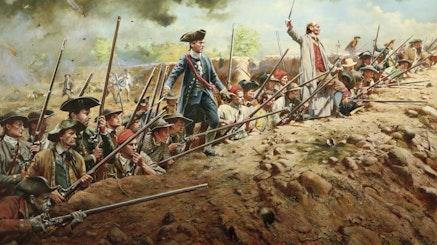 Battle Of Bunker Hill Credit Don Troiani