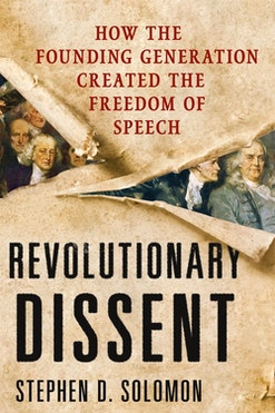 Revolutionary Dissent book cover