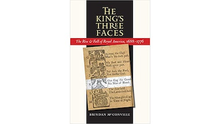 The Kings Three Faces by Brendan McConville