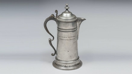 Reverend George Whitefield's Flagon