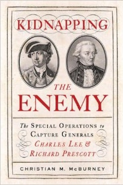 Kidnapping the Enemy book cover