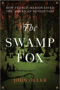 The Swamp Fox Book Cover