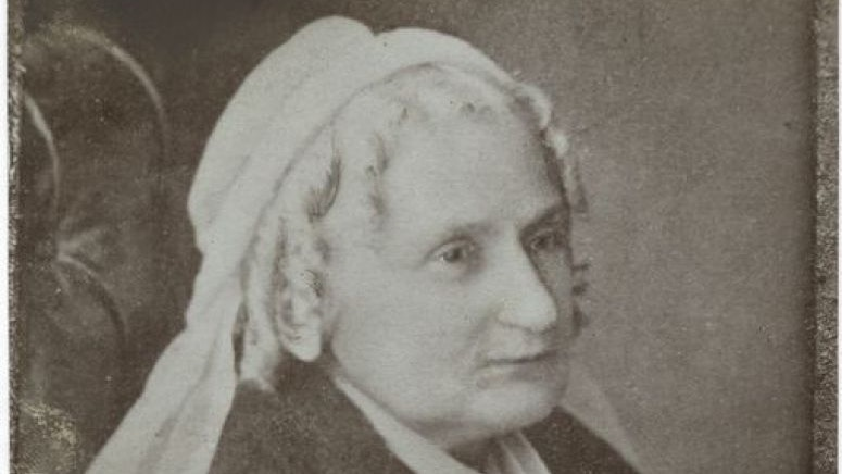 Photograph of Mary Custis Lee