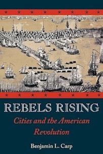 Rebels Rising Book Cover
