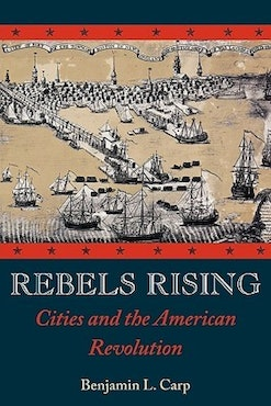 Rebels Rising Book Cover