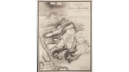 Image 091020 16x9 Battle Brandywine Map