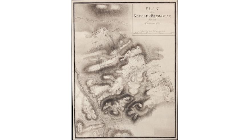 Image 091020 16x9 Battle Brandywine Map