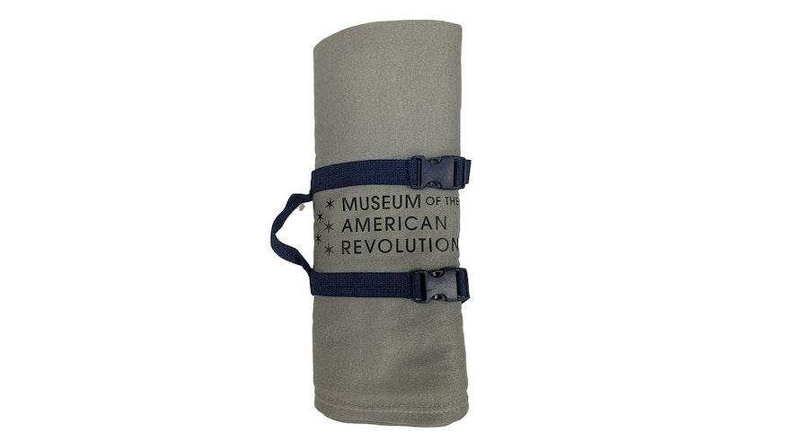 Museum of the American Revolution Sweatshirt Blanket
