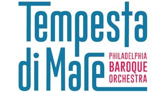 Logo for Tempesta Di Mare Philadelphia Baroque Orchestra