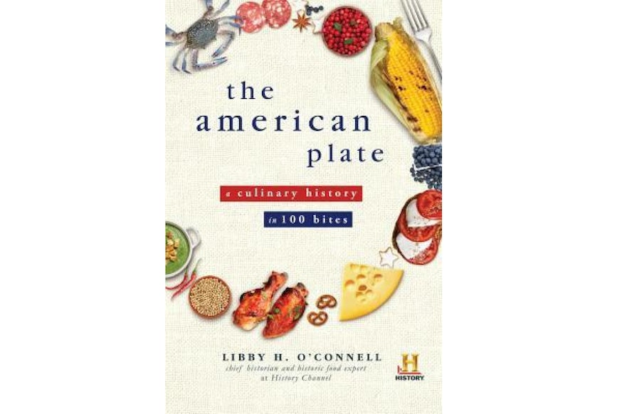 The American Plate by Libby O'Connell
