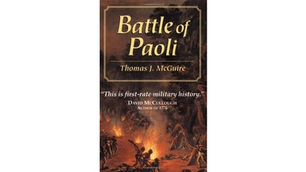 Battle of Paoli by Thomas McGuire