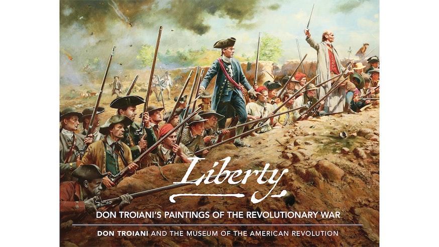 Liberty Troiani Book Cover