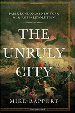 The Unruly City Book Cover