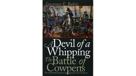 A Devil Of A Whipping by Lawrence Babits