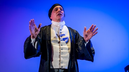 Seth Reichgott as Richard St George