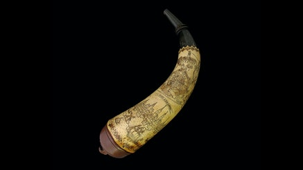 Image 092220 16x9 Philadelphia Powder Horn Collection Item Philadelphiapowderhorn 0