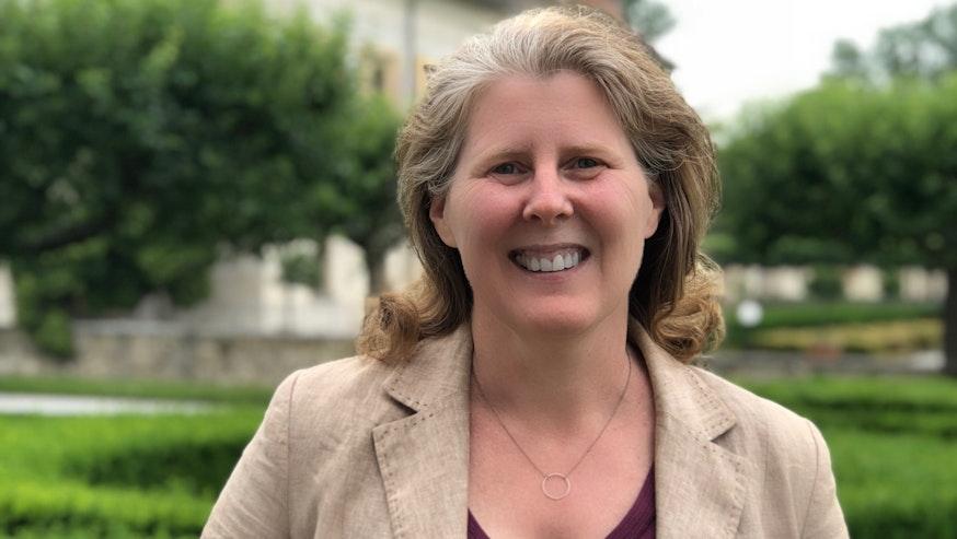 University of Massachusetts Amherst professor and historian Dr. Marla Miller