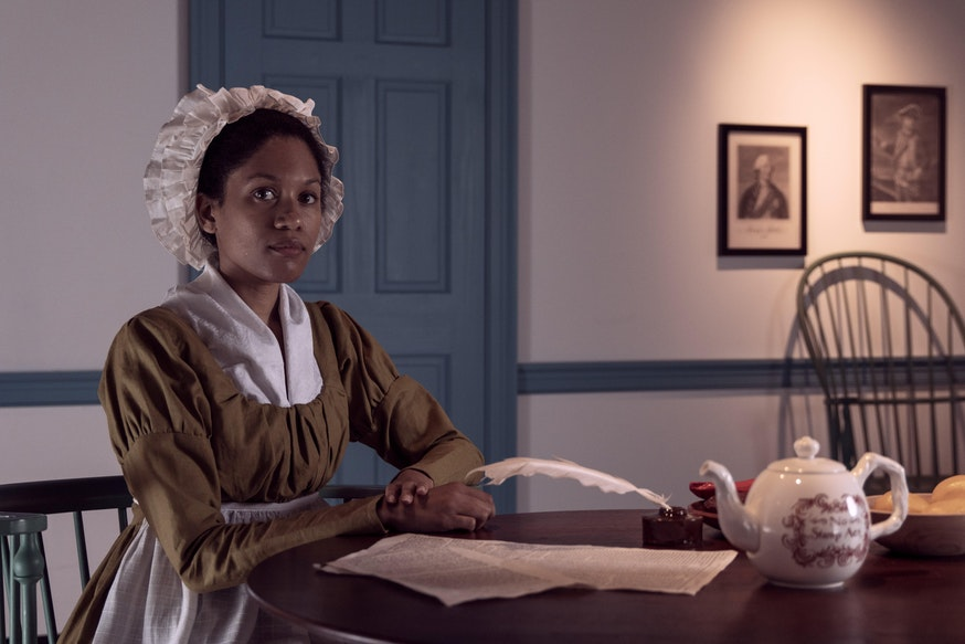 Nastassia Parker as Ona Judge